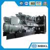 1800kw/2000kVA ouvrent le type générateur diesel avec l'engine de Perkins pour l'usage de film publicitaire et de maison