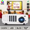 LED 영사기를 사용하는 1024*768 해결책 3800 루멘 높은 광도 교실