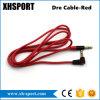 кабель 3.5mm тональнозвуковой вспомогательный вспомогательный для мужчины к мыжским ударам