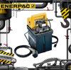 Enerpac는 전기 펌프를 물속에 넣었다