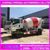 Camion de mélange concret de tambour de réservoir différent de taille de qualité