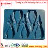 Qualitäts-blaues Haustier-Plastiktellersegment für Zangen-Hilfsmittel