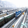 Bahntransport von China nach Almaty Kazakhstan