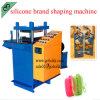 Weicher Gummisilikon-Mobiltelefon-Kasten, der Maschine herstellt