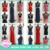 Slip rojo por la noche Maxi Prom vestidos de fiesta baratos online