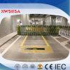 (Colore) Uvss sotto lo scanner di sorveglianza del veicolo (rivelatore esplosivo)