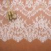 Cotone all'ingrosso/merletto di nylon del ciglio della guipure per il vestito da cerimonia nuziale