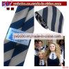 Cravates imprimées École Tie Yiwu Cargo Service (B8158)