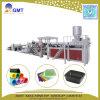 Einlagiger Plastikvorstand-Strangpresßling pp.-PET-EVA-EVOH, der Maschine herstellt