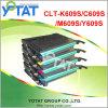 Toners d'imprimante couleur pour Samsung Clt-K609s Clt-C609s Clt-M609s Clt-Y609s