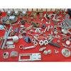 中国CNC金属によって機械で造られるStapingの部品(MP-41)