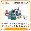 Maquinaria do bloco da imprensa hidráulica com controle do PLC