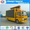 Pantalla LED Mobile Trailer de vallas publicitarias P8 P10 para la venta de camiones móvil LED