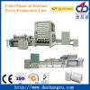 Dcy-40104 de volledig Automatische Lijn van het Product van de Handdoek van de Keuken van het Broodje van het Toilet Seres