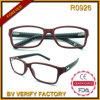 Preiswerte Anzeigen-Gläser der bunten Plastikfrauen-R0926