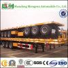 40-50 de Grootte van voet en Gebruik 3 van de Aanhangwagen van de Vrachtwagen Aanhangwagen van het Nut van Assen Flatbed