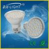 GU10 SMD 2835 30d DEL Spot Light 3W Aluminum White 300lumens