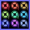 Indicatore luminoso di nastro impermeabile 3528 del cambiamento 5050 di colore di RGB LED 12 di telecomando