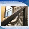 ¡El panel de acero perforado para la protección de la escalera, aduana!