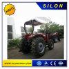 100HP vier drehte landwirtschaftlichen Yto Bauernhof-Traktor mit Cer
