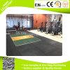 Esteras caseras de goma antiestáticas usables del suelo de Crossfit de la gimnasia
