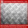 Qualitäts-Frau kohlenstoffarme Checkered Stahlplatten Q235