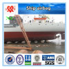 Marine Ship Launching Airbag en caoutchouc