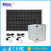 50W Solar Home Light con 5W LED Lamps