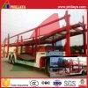 6 de auto Semi Aanhangwagen van de Auto-carrier van de Chassis van de Vrachtwagen van de Vervoerder van het Voertuig