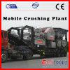 Mobile Kiefer-Zerkleinerungsmaschine für beweglicher Kiefer-bewegliche zerquetschenpflanze
