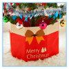 Ornements d'arbre de Noël Décoration d'arbre de Noël non tissée Boîte de pied / Boîte d'emballage