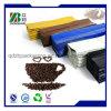 Direkter Fabrik-Preis-feuchtigkeitsfester lamellierter Kaffee-Beutel mit Ziegelstein-Form