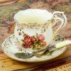 Copo de café cerâmico da porcelana do copo de café do projeto elegante