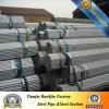 La norma ASTM A53 reg Sch40 1/2''-8'', tubo de acero galvanizado en caliente
