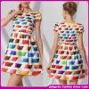 Spring/Summer 2014の新式の女性の新しい虹の服