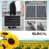 50W*2,80W, 100W, складчатость 120W/портативные панель солнечных батарей/модуль для располагаться лагерем, перемещая (SNM-M50 (36))