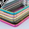 Caja de parachoques de aluminio para la venta al por mayor del iPhone 6. para el caso de Alumium de la PC del caso del iPhone