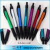 Pubblicità del Plastic Click Ballpoint Pen con Clip