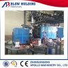 Chaud en plastique de 55 gallons de vente de produits chimiques de la machine de moulage par soufflage du fourreau