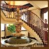 Подгонянный Railing лестницы Electroplated заливки формы алюминиевый (SJ-B025)