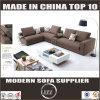 Schweden-moderner Entwurfs-Gewebe-Ecken-Sofa-Set