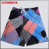 Shorts da praia dos homens coloridos com boa qualidade