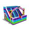 Коммерческие надувные детские надувные слайдов слайд локоны
