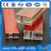 Espulsione di alluminio del grano di legno per la finestra ed il portello