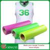 Vinyle facile de transfert thermique de dos de bâton d'unité centrale de peau pour le T-shirt