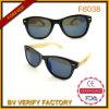 Fornitore di plastica Cina degli uomini degli occhiali da sole del tempiale del bambù e del blocco per grafici