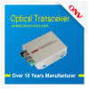 Optische Zendontvanger hD-Sdi - de de Optische Zender en Ontvanger van de Vezel. Compatibel systeem met hD-Sdi/Sdi/Signaal Asi