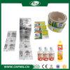 Automatische PVC/Pet krimpen het Etiket van de Koker voor de Fles van het Sap