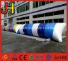 Goutte gonflable personnalisée de l'eau de palier d'Aqua pour le stationnement de l'eau