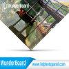 El nuevo panel de aluminio espléndido de la foto de Wunderboard